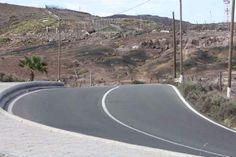 Fotos carretera subida a Las Coloradas 8