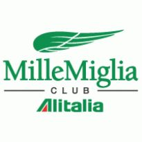 Alitalia Millemiglia Club Logo. Get this logo in Vector format from http://logovectors.net/alitalia-millemiglia-club/