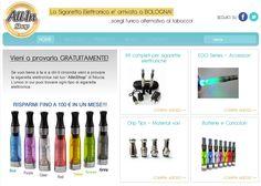 Overallshop è uno shop di sigarette elettroniche situato in provincia di Bologna. Vendita Kit completi per sigarette elettroniche e accessori utili per l'uso efficiente del prodotto.