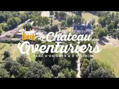 Le Château des Aventuriers, Parc d'Attractions en Vendée (85) !
