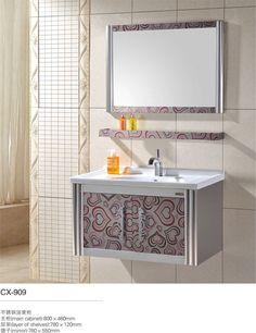 143 best modern stainless steel bathroom cabinet images on Pinterest Stainless Steel Bathroom Vanity on sliding door bathroom vanity, acrylic bathroom vanity, granite bathroom vanity, veneer bathroom vanity, copper bathroom vanity, black bathroom vanity, almond bathroom vanity, commercial grade bathroom vanity, lucite bathroom vanity, tool chest bathroom vanity, metal bathroom vanity, glass front bathroom vanity, undermount bathroom vanity, wood steel bathroom vanity, frameless bathroom vanity, red bathroom vanity, rustic modern bathroom vanity, lacquered bathroom vanity, sea glass bathroom vanity, modern minimalist bathroom vanity,