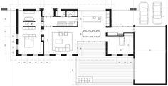 Villa in het buitengebied bij Diessen Dingemans Architectuur
