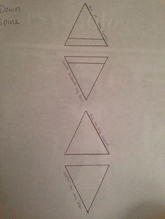 Vertical down spine