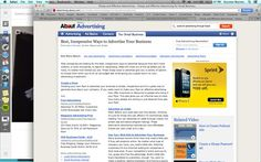 http://advertising.about.com/od/smallbusinesscampaigns/a/inexpensiveads.htm
