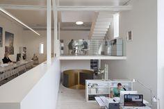 Casa antiga adaptada como estúdio de arquitetura | arktalk