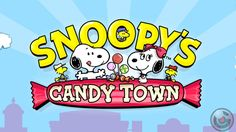 Check out Snoopy's Candy Town iPhone/iPad Gameplay!  #gameplay #gameplayvideo #iphonegames