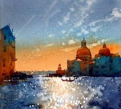 "Richard Thorn - ""Venice"""