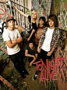 Tonight Alive - Jenna MacDougal is my fave