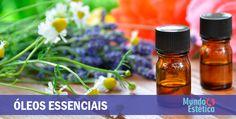 GUIA COM 16 ÓLEOS ESSENCIAIS MAIS UTILIZADOS NA ESTÉTICA  Os óleos essenciais ou óleos voláteis, são substâncias vitais aromáticas encontradas nas flores, ervas, frutas e especiarias, com aplicação na culinária e uso pelas indústrias na produção de alimentos, bebidas, cosméticos e medicamento fitoterápico.  Veja a lista, acesse: http://www.mundoestetica.com.br/dicas/16-oleos-essenciais-mais-utilizados-na-estetica/