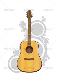 VECTOR DOWNLOAD (.ai, .psd) :: http://jquery-css.de/pinterest-itmid-1000088106i.html ... Acoustic Guitar ...  acoustic, brown, detailed, guitar, illustration, instrument, listen, music, object, party, sound, spanish, vector  ... Vectors Graphics Design Illustration Isolated Vector Templates Textures Stock Business Realistic eCommerce Wordpress Infographics Element Print Webdesign ... DOWNLOAD :: http://jquery-css.de/pinterest-itmid-1000088106i.html