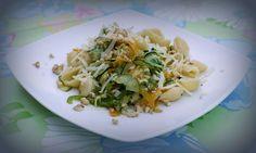 Experimente aus meiner Küche: Pasta mit Zucchini und Zitrone II