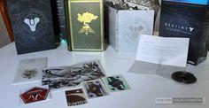 Unboxing Destiny: The Taken King Edición Coleccionista Xbox One, Playstation, Destiny The Taken King