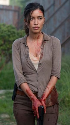 Rosita hot twd Is The