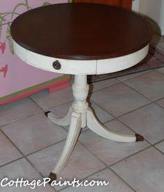 drum table redo