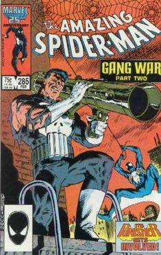 Gang War - Marvel - The Punisher - Gets Involved - Attack