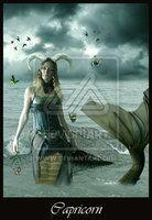Zodiac - Capricorn by NessaPalmer