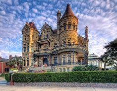 Bishop's Palace, Galveston, TX