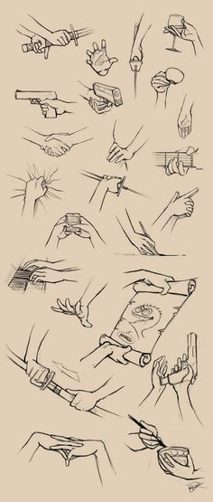 How to draw hands gripping bunch of things. I love how cheese from fosters home�