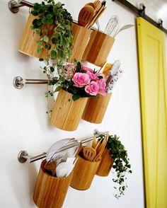 """57 curtidas, 3 comentários - Maison & Demeure (@maisonetdemeure) no Instagram: """"Découvrez nos 30 meilleures solutions de rangement pour une cuisine bien organisée en suivant le…"""""""