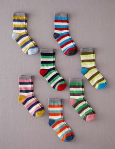 7 Pack Sock Box $24 with free ship