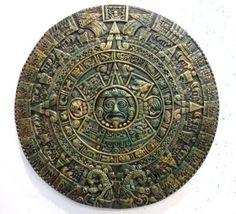Ateliê Le Mimo: DIVERSOS Mandala Asteca 43cm de diâmetro