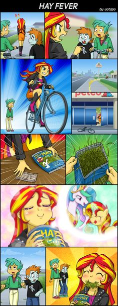 HAY FEVER by uotapo.deviantart.com on @deviantART