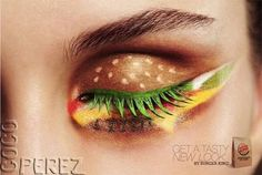 Im not a fan of fast food, but I do love makeup, and this is pretty cool!! mcepeda719