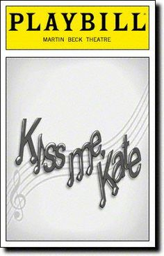 Saw this brilliant production in 2001 and fell in love with it. Later went on to direct the show for London Musical Theatre (now Musical Theatre Productions) in 2003  Brilliant writing and the songs of Cole Porter highlight this Musical Theatre jewel.