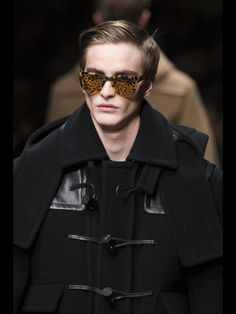 Burberry. Fall 2013.
