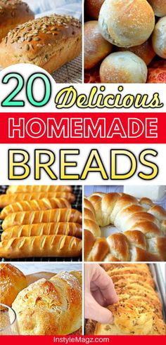 - Try one of these mouth-watering fresh baked bread recipes. From savory crusty breads to sweet apple - Bakery Recipes, Bread Recipes, Cooking Recipes, Fresh Baked Bread Recipe, Biscuits, Cooking Bread, Pasta, Dessert, Artisan Bread