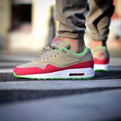 """# Nike Air Max 1 Essential """"Bamboo"""""""