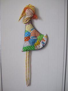 Best 10 Fotografie Jelizaveta Bakulina – Page 447334175487040637 Doll Sewing Patterns, Sewing Dolls, Fabric Artwork, Monster Dolls, Felt Dolls, Doll Crafts, Fabric Dolls, Handmade Toys, Beautiful Dolls