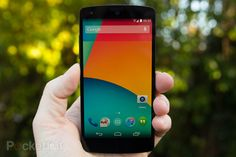 The Nexus 5 plays out the pure Google dream. There's a brilliant display, which gives you plenty of detail and performance to rival some of the top phones out there. However the phone does have a very boring design.