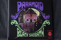"Black Sabbath Paranoid reissue 12"" vinyl LP New FOR SALE • £19.99 • See Photos! Money Back Guarantee. Black Sabbath 'Paranoid' 12"" vinyl LP New, not sealed. An EU reissue of Sabbath's classic second album. This strange release has sleeve notes on the back that are in both 222387978729"