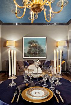 Romantic! Designer Charles Farruggio