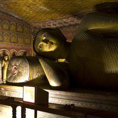 The Dambulla Cave Temples - Sri Lanka