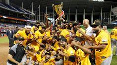 Águilas Cibaeñas ganan 1ra. edición Serie de las Américas