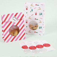 cute favor stores/packaging