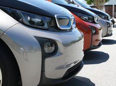 The BMW i3