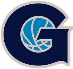 Georgetown Hoyas Alternate Logo (1996) - Georgetown Hoyas basketball logo