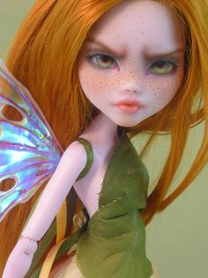 OOAK benutzerdefinierte repaint Monster High Puppe Draculaura