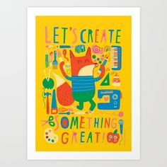 Let's Create Something Great! - Amy Walters