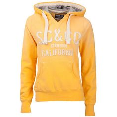 Womens Soul Cal Deluxe Applique Hoody £40 - republic.co.uk