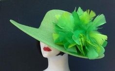 Bring out the Southern Belle in you!   Hat-a-tude.com