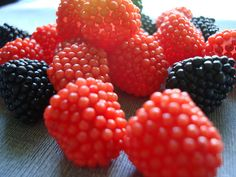 Raspberry Sensation by Perspective▲, via Flickr