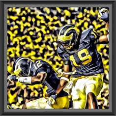 It's Great to be a Michigan Wolverine! GO BLUE!