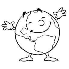 Top 20 Free Printable Earth Day Coloring Pages Online Crafts