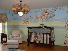 Babyroom lion ideas - Google Search