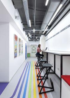 Underhub's Kiev coworking space