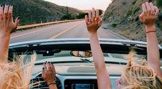 Blog AGAP: Playlist: On the Road! #road #estrada #trip #viagem #car #carro #adventure #aventura #music #musica #radio #girl #meninas